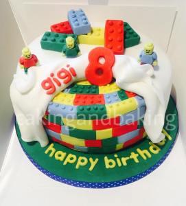 Children's Birthday • Caking and Baking • Leamington Spa Warwickshire