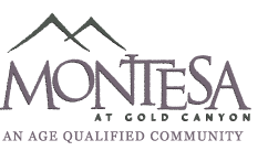 Montesa at Gold Canyon Mobile Homes For Sale : Senior