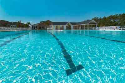 Calabash Lakes Community Pool, Calabash North Carolina Real Estate