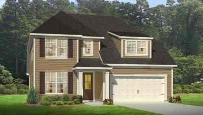 Willow Oak-Elevation B, Calabash Lakes, North Carolina Real Estate