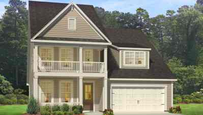 Willow Oak-Elevation C