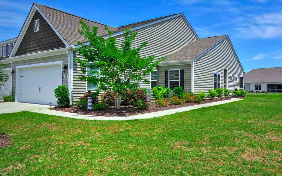 Calabash Lakes New Townhouse Listing