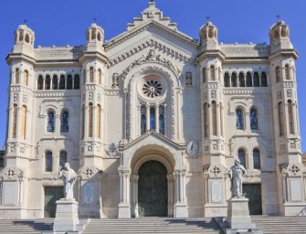Duomo di Reggio Calabria fra gotico e romanico