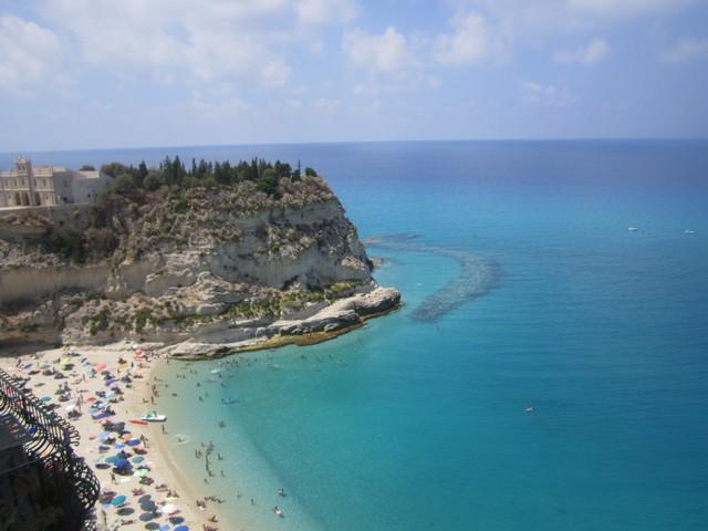 spiagge Tropea della Rotonda