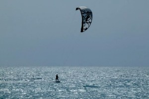 kitesurf in Calabria