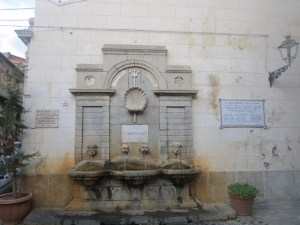 Pizzo Calabro Fontana Garibaldi