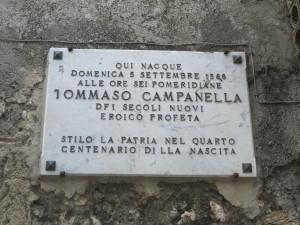 Cattolica di Stilo Tommaso Campanella
