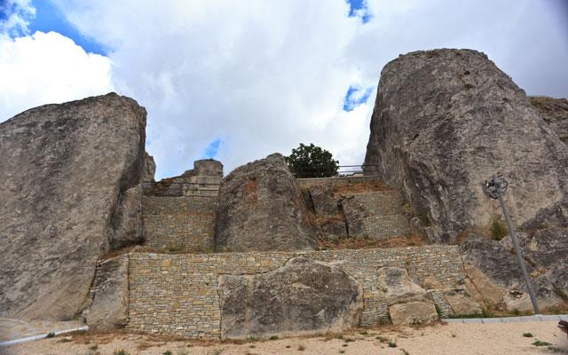 castello normanno bova superiore