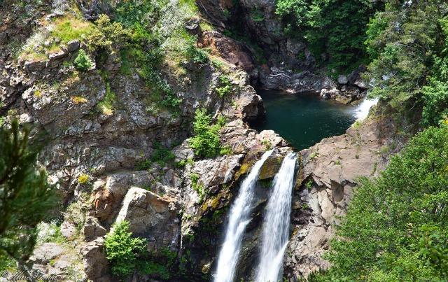 cascate del maesano pozze