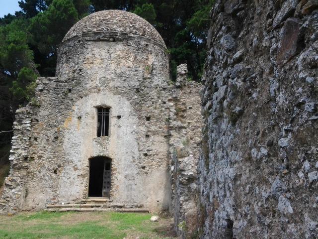 chiesetta monastero sant elia vecchio