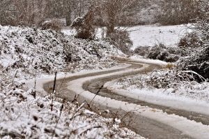 neve in Calabria Parco Pollino