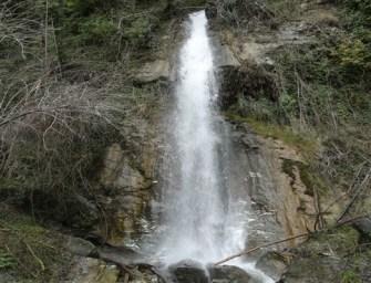 Alla scoperta delle cascate della Tiglia
