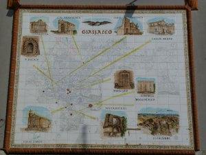 Mappa Girifalco