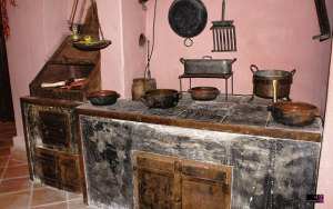 Cucina ottocentesca corigliano