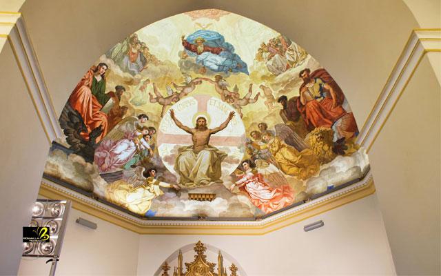 Affresco Cappella