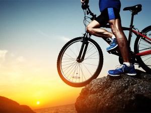Calabria in mountain bike