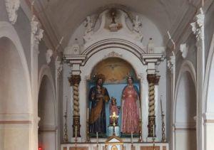 altare chiesa santa maria dell'isola