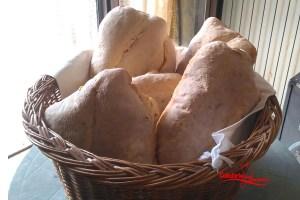 pane calabrese fatto in casa