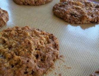 Passulate calabresi, i biscotti di Natale