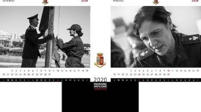 Polizia di Stato, ecco il calendario 2020 - CatanzaroInforma