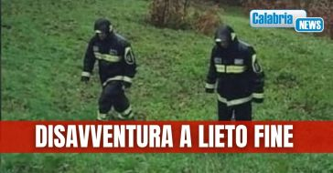 Va a funghi ma si perde nei boschi della Sila Catanzarese: 78enne ritrovato dai Vigili del fuoco