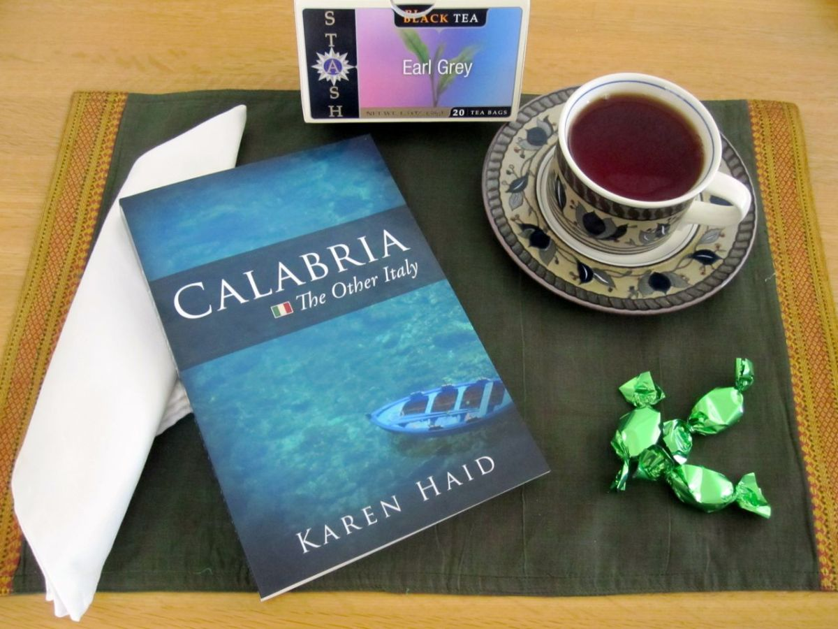 Calabria: The Other Italy for Reading Groups
