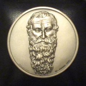 Premio Calabria (Head of the Philosopher)