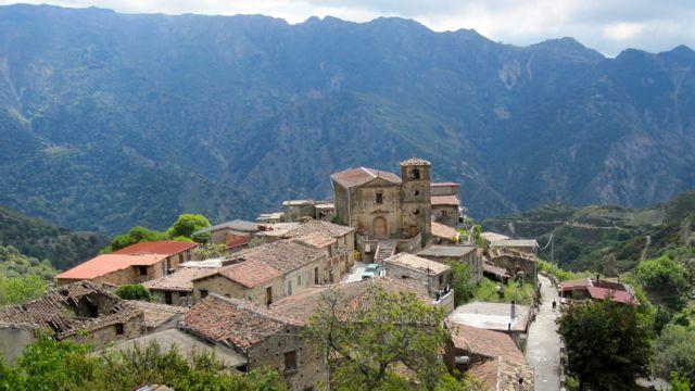 Gallicianò, Greek community in Calabria