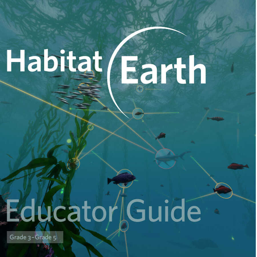 Habitat Earth in the Classroom   Free Film for Educational Use [ 900 x 900 Pixel ]