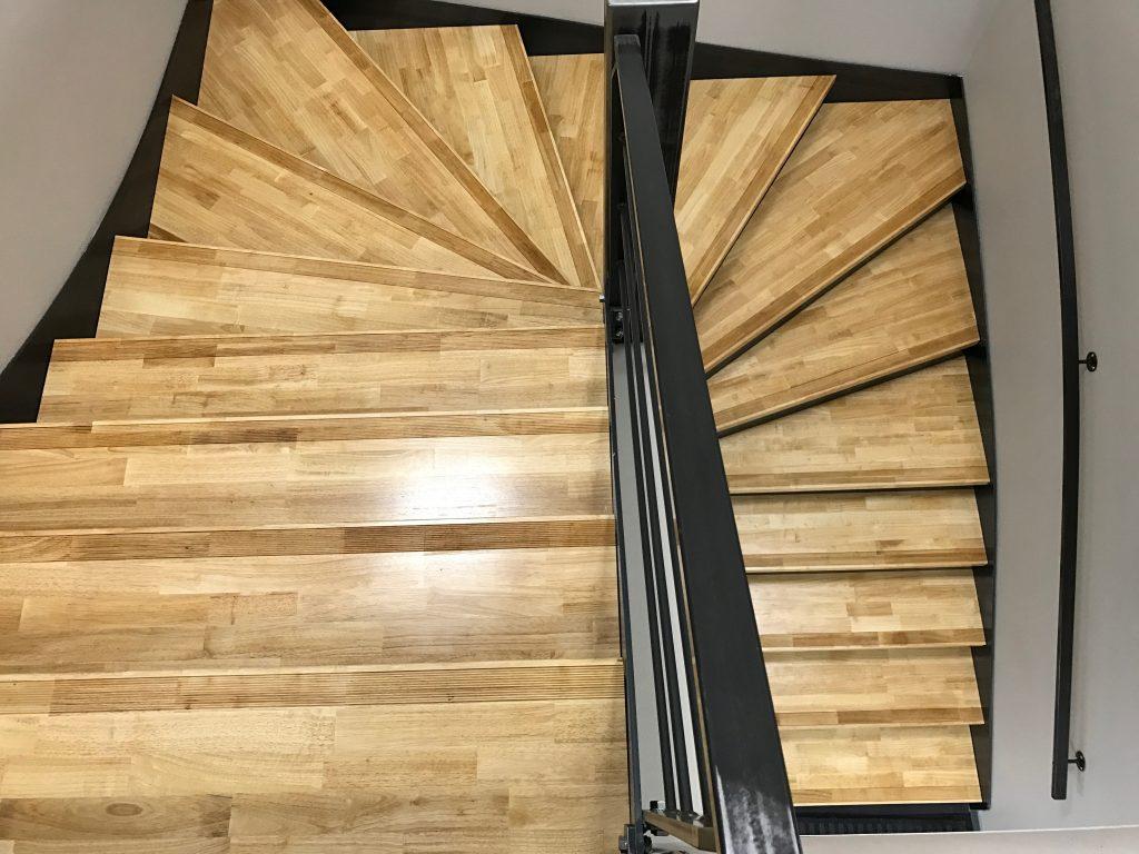 Escalier mtallique Lyon Escalier mtal Villefranche  Calade Design