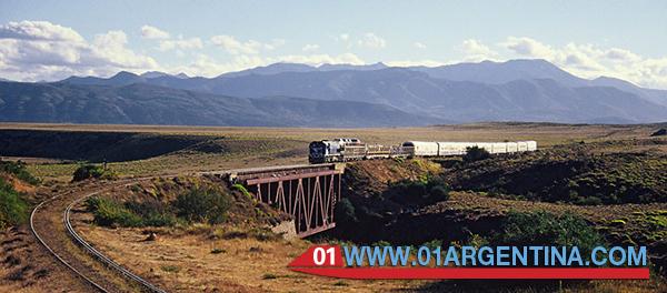 Train Patagonia