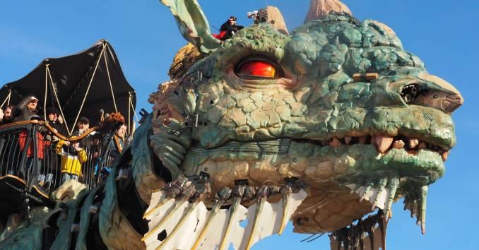 The Calais Dragon | Calais Côte d'Opale Tourisme