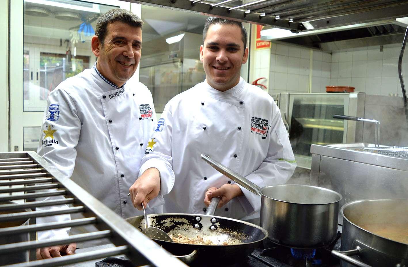 El 2 concurso nacional de escuelas de cocina protur chef for Escuela de cocina mallorca