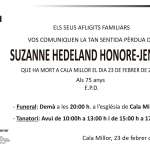 Suzanne Hedeland Honore-Jensen