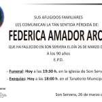 Federica Amador Arcos