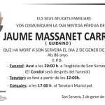 """JAUME MASSANET CARRIÓ """"GUIDAINO"""""""