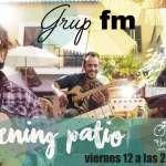 El BAR NOU obri la seva nova terrasa per aquest estiu amb la música del GRUP FM