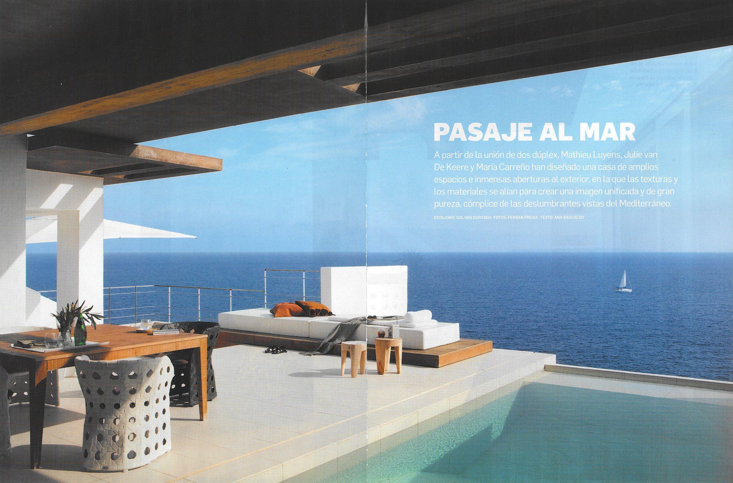 Revista Arquitectura y Diseño, nº 150 - Construcciones CALA