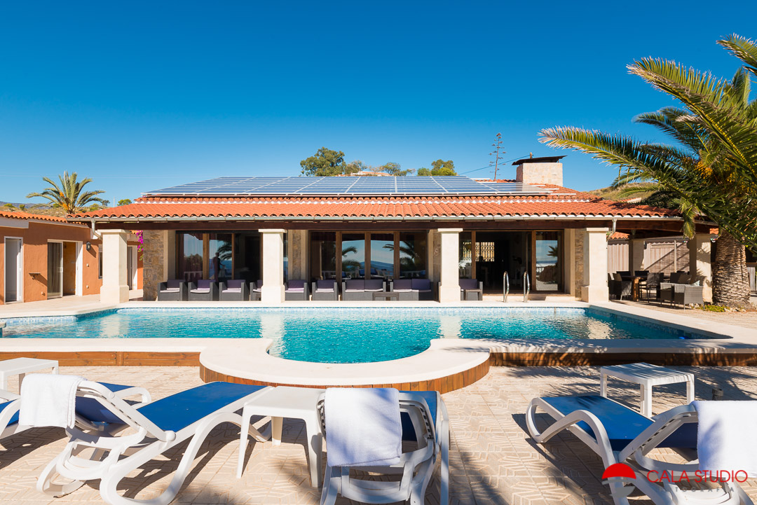 Holiday Rental Villa Photographer Alicante