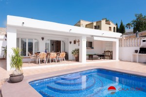 Moraira Property Photographer Holiday Villa