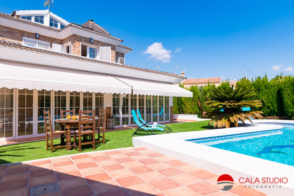 Calpe Villa Professionl Photography