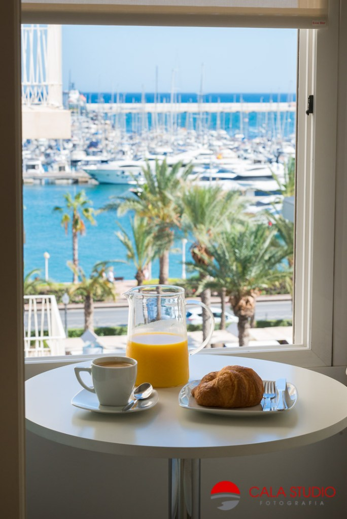 Alicante Airbnb Luxury Apartment Photography