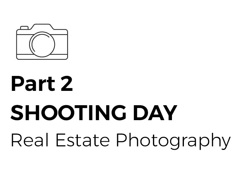 shooting day real estate photography