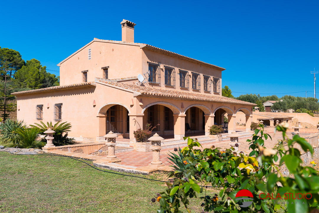 Calpe Photographer Rental Villas