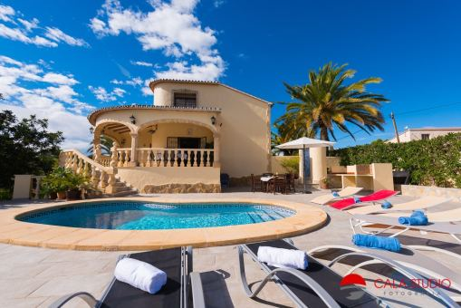 Moraira Holiday Villa Photographer, Costa Blanca