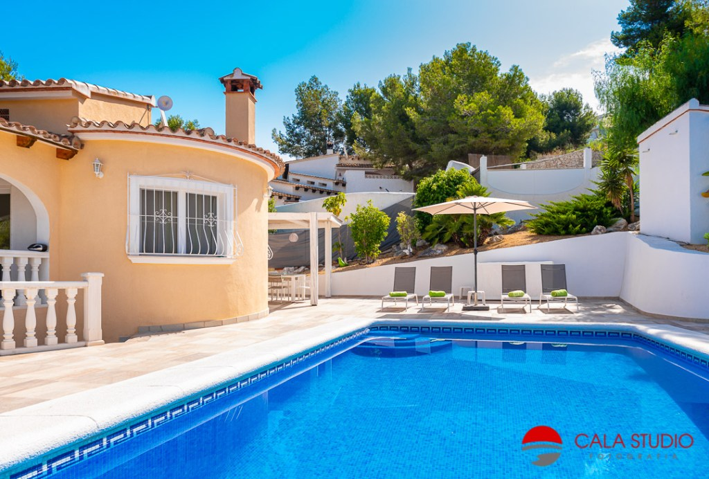 Property Photographer Moraira Real Estate
