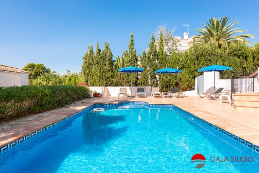 Moraira Villa Photography Holiday Rental