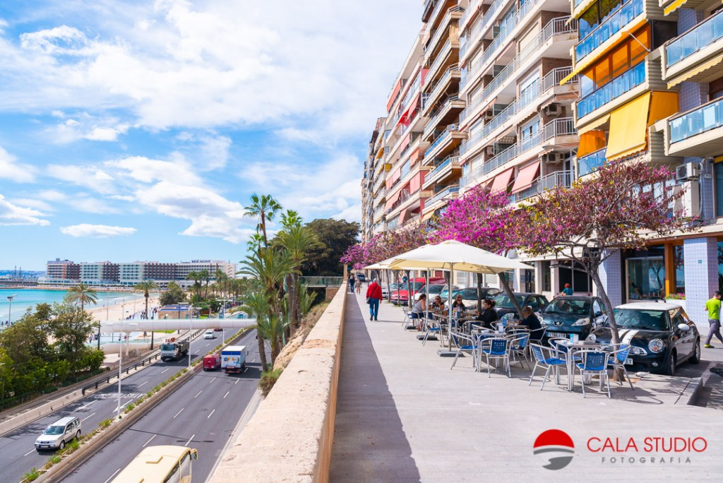 Seafront Apartment Alicante Photographer