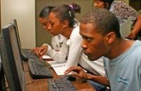 ABC Adult Day Program, Computer Skills Class