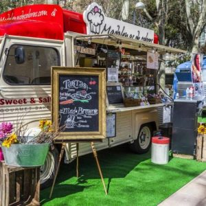 Holiday Marketplace Food Truck Vendor